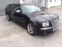 Chrysler 300C Estate Sapphire black metallic