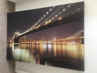 Brooklyn bridge picture