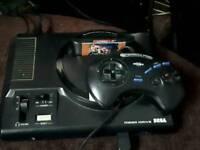 Sega mega Drive one