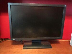 """BenQ 22"""" Widescreen Monitor"""