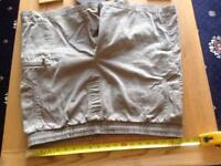 REDUCED Men's shorts, marked large, probably 38-40""