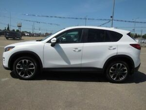 2016 Mazda CX-5 GT AWD- Navigation & Sunroof