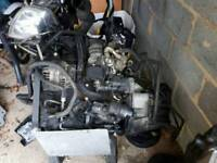 Renault Master DCI 120 2.5 Engine with gear box