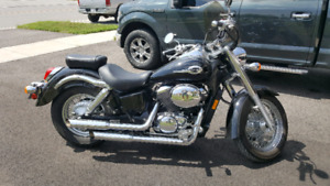 2002 HONDA SHADOW ACE (MINT)