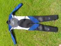 Junior Gul full length wetsuit chest 71cm