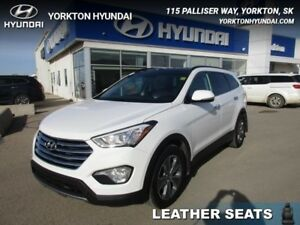 2016 Hyundai Santa Fe XL Luxury  - Leather Seats -  Sunroof
