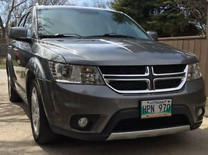 2012 Dodge Journey R/T AWD Leather