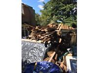 Free timber