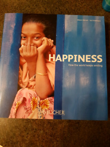 Happiness - coffee table book