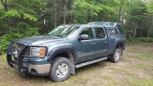 2009 GMC C/K 2500 Loaded Pickup Truck