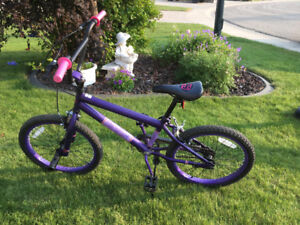 """Girls Bike For Sale Excellent Condition 20"""" Wheels"""