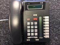 T7208 job lot of desk phones