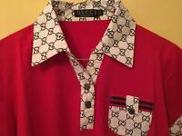 New Gucci Red shirt
