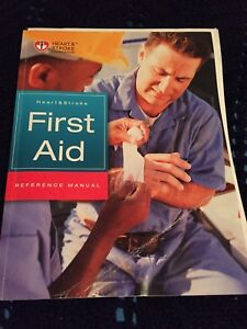 Heart and Stoke First Aid Book