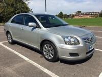 2008 Toyota Avensis Automatic 1.8 - LOW MILES 48k - Long MOT - HPI CLEAR - Auto