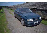 Vauxhall Cavalier 2.0i Barn Find