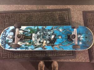 Dark Star Complete Skateboard