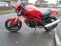 Ducati Monster 695 not 600 620 696 750 Reduced to sell