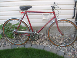 Norco Tourister 5 speed commuter bike