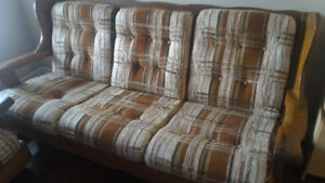 Matching Couch and Chair - Free!