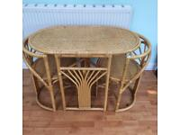 Conservatory table and chairs set