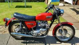 1976 Triumph T140V