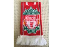 Liverpool scarf