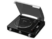 record turntable retro stylo GPO player