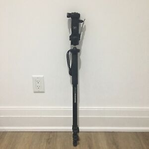 Manfrotto Monopod and Head