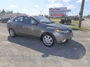 2010 Kia Forte 2.4L SX! ROOF! LEATHER! CERTIFIED!