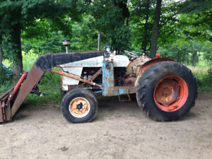 David Brown 990 Tractor SOLD PPU