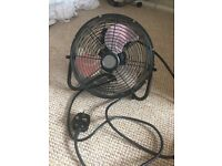 fans from john lewis, tilt adjustable with 3 speeds to sale