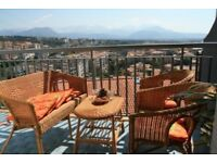 Seaside property real estate in Italy for sale. 1 bed apartment near the beach.