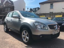 Nissan Qashqai 1.5 dCi Tekna 2WD 5dr£4,495 cambelt changed at 76000 miles