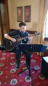 Instrumental Guitarist - Weddings/Special Events