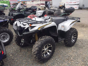 2017 Yamaha Grizzly SE EPS
