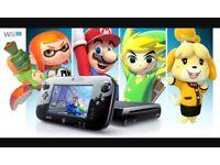 Nintendo Wii u wanted