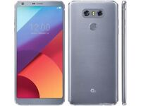 LG G6 UNLOCKED BRAND NEW COMES WITH TWO YEARS MANUFACTURING WARRANTY