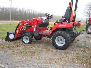 Massey Ferguson GC1705 Tractor