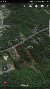 Porters lake building lot for sale