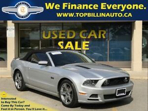 2014 Ford Mustang GT, LEATHER, FULL SERVICE HISTORY