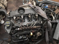 ford transit 2.2 engine and 6 speed gearbox 2009