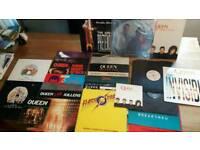 Vinyl queen collection