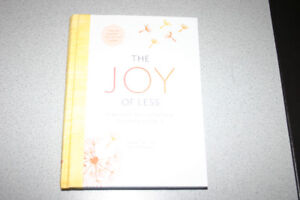 The Joy of Less - New