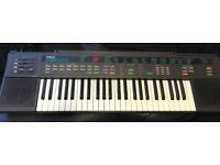 Vintage Yamaha DSR-500 midi keyboard / synth