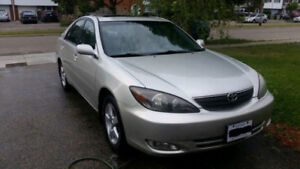 2003 Toyota Camry SE V6 *Loaded!* $2800 as is or $4300 Saftied