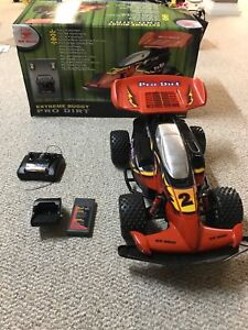 New bright Extreme buggy pro dirt remote control truck.