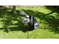 Dunlop golf club set