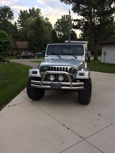 2003 jeep FOR SALE