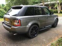 Range Rover sport 4.2 supercharged 2007